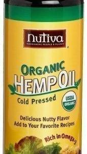 Organic Hemp Oils