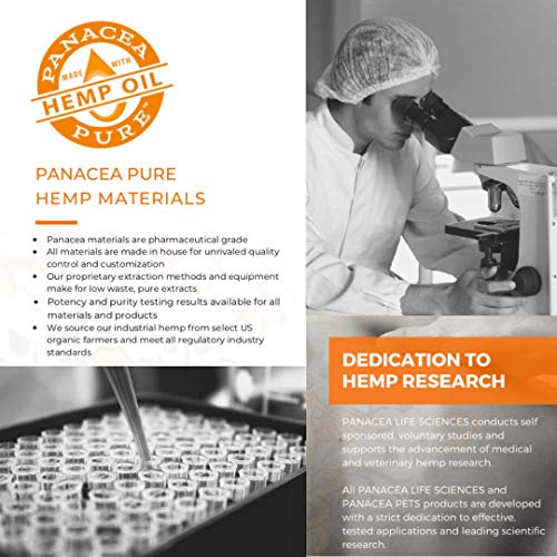 research of PANACEA PETS CANINE Organic Hemp & Fish Oil Infused Softgel