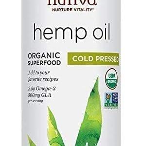 Cold Pressed Hemp Oils