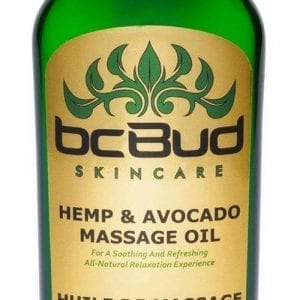 Hemp Oils Massage