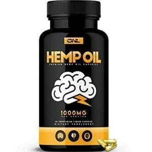 Hemp Oils Vitamins & Supplements