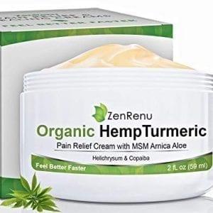 Hemp Oil Creams