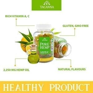 Hemp Oils Omega 3-6-9