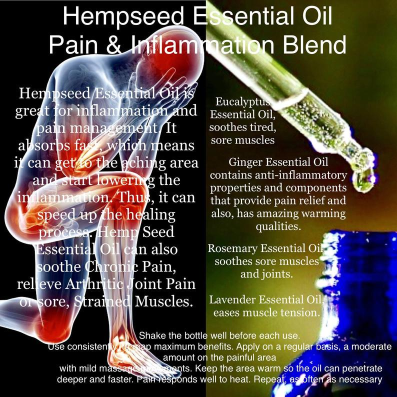 How Different Types of Hemp Oil can affect Knee and Joint Pain