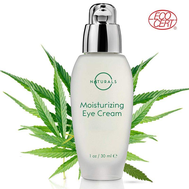 O Naturals Anti-Aging Hydrating Hemp Seed Oil Eye Cream 10oz