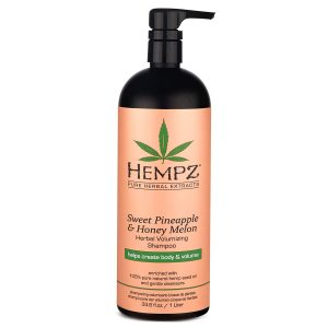 Hempz Sweet Pineapple & Honey Melon Herbal Volumizing Shampoo