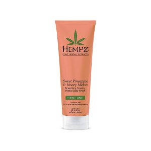 Hempz Sweet Pineapple Honey Melon Creamy Herbal Hemp Oil Body Wash